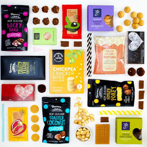 The Sweet Treats & Savoury Eats Gift Box
