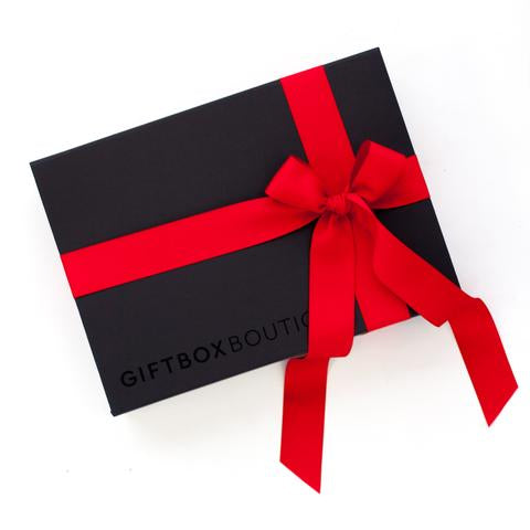 Giftbox Boutique Red Ribbon Appeal Giftbox
