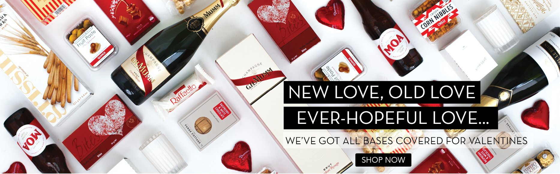 Giftbox Boutique Valentines Day