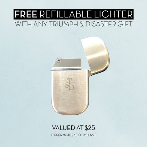 Triumph and Disaster - Gift With Purchase