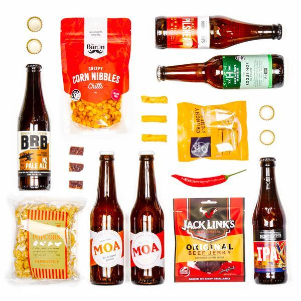 Craft Beer Lover Gift Box New Zealand
