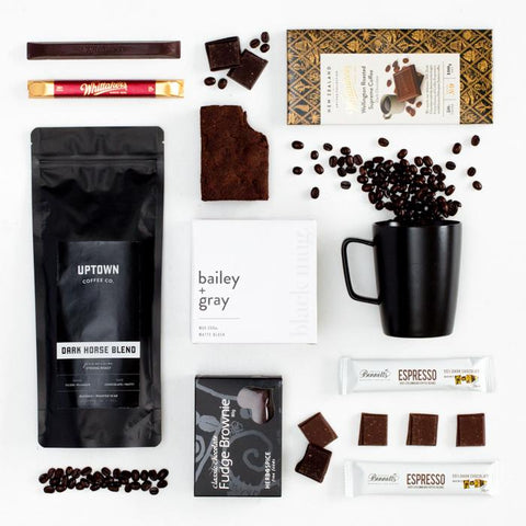 The Coffee Lover Gift Box