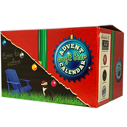 Craft Beer Advent Calendar - 24 pack