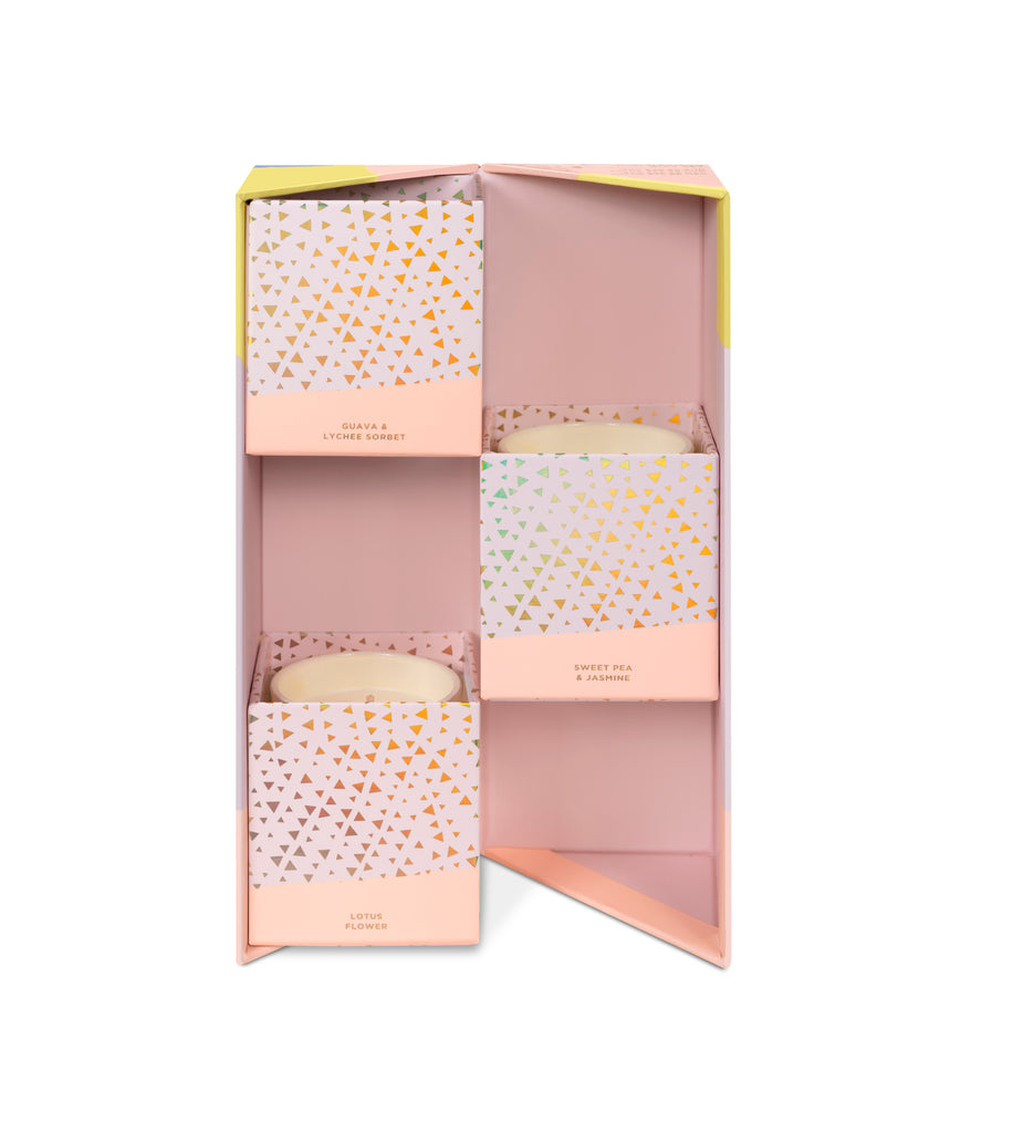 ECOYA - Mini Madison Gift Set (3 x 90g)