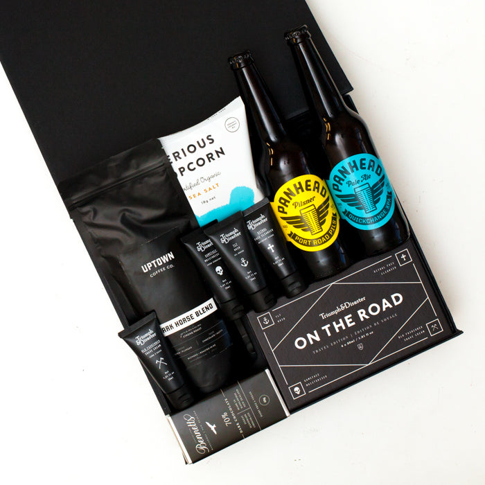 Men's Grooming, Skincare and Shaving Gift Set for Him