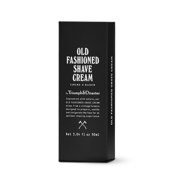 Triumph & Disaster - Old Fashioned Shave Cream 90ml