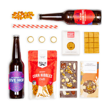 Moa Craft Beer & Chocolate Birthday Gift Pack For Men