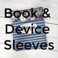 Book & Device Sleeves