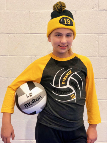 Volleyball Tee Girl/Mom/Dad