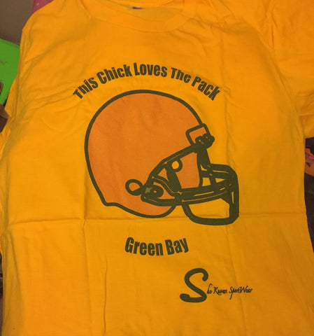 Green Bay Football Tee