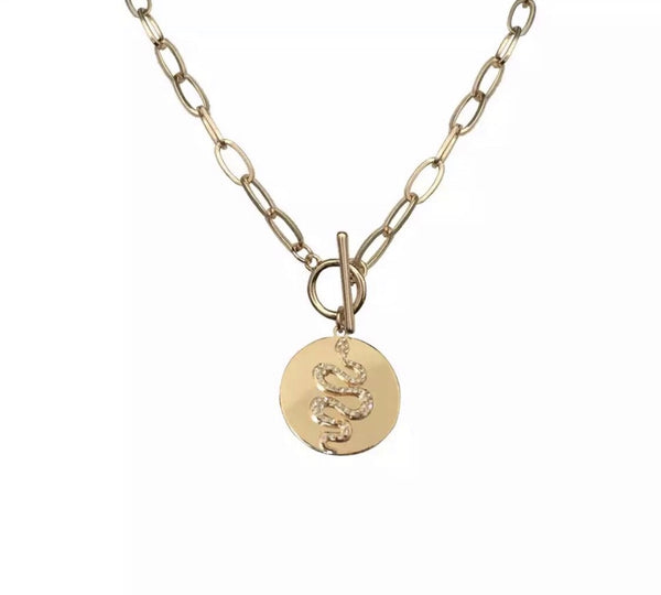 Adam Necklace