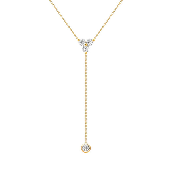 Tracey Lariat Necklace