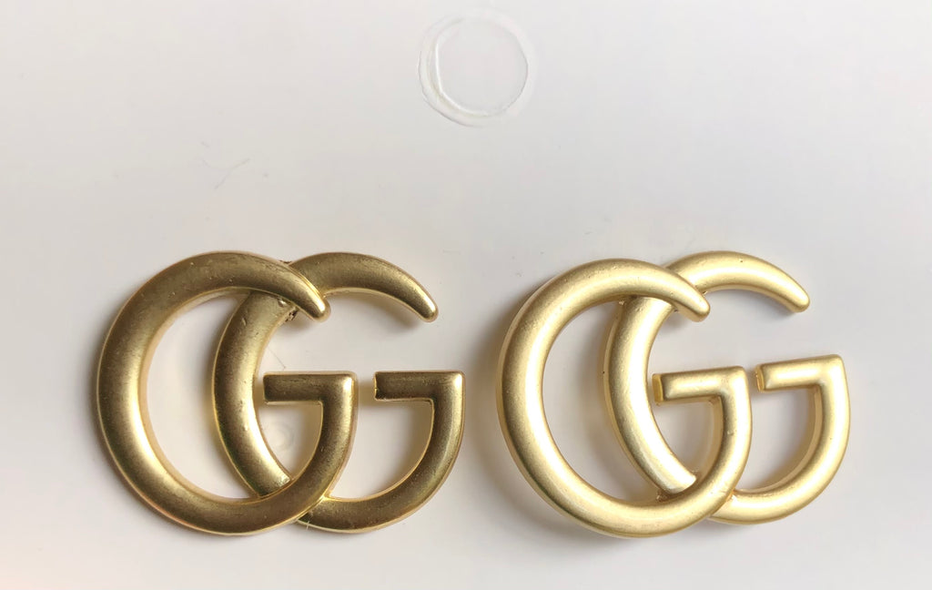 Gold GG Earrings