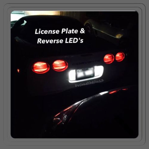 1997-2004 c5 Corvette Standard Reverse (Back-Up) LED lights