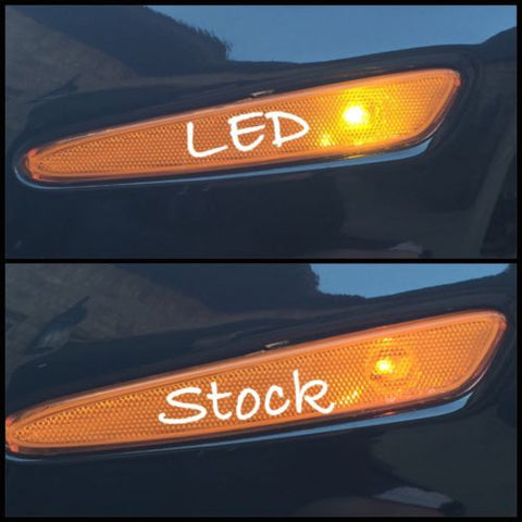 1997-2013 c5 & c6 Corvette Side Marker Replacement LED's