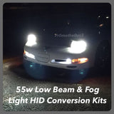 1997-2004 c5 Corvette 55w Low Beam HID Conversion Kit