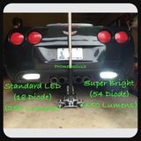 2005-2013 C6 Corvette Standard LED Reverse Lights