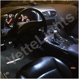 2005-2013 C6 Corvette Interior LED lights (Foot Well or Rear-View)
