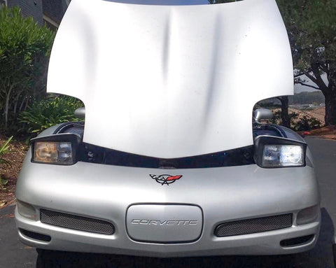 1997-2004 C5 Corvette High-Powered Low Beam LED Kit