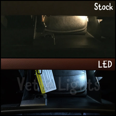 1997-2013 C5/C6 Glovebox LED