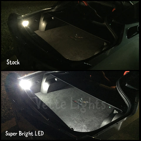 2014+ C7 Corvette (Stingray, GS, & Z06) Hatch LED's