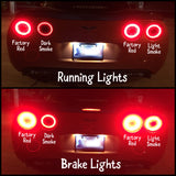 2005-2013 C6 Corvette Eagle Eye LED Tail Lights (Set)