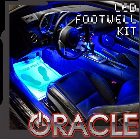 C1-Current Corvette Oracle Lighting Foot Well LED Kit