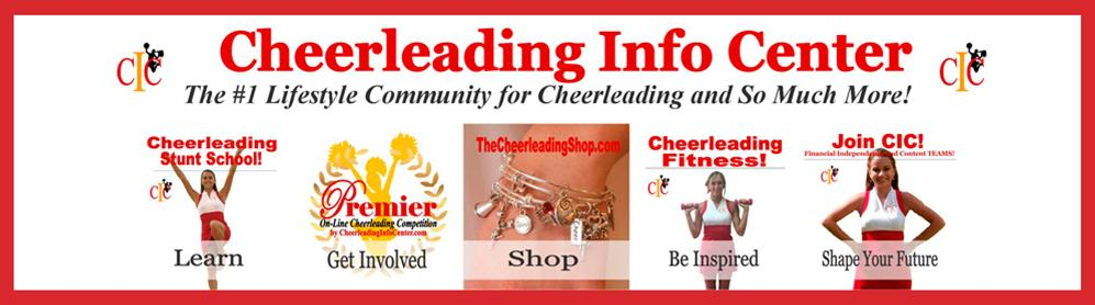 Cheerleading Info Center.com