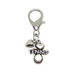 Tennis Zipper Pull - The Perfect Tennis Acccessory