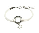 Star Cheerleading Bracelet - 6 COLORS Navy Blue - Cheer and Dance On Demand
