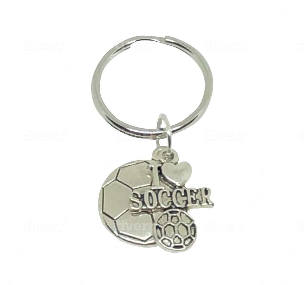 Soccer Keychain - Soccer Accessories