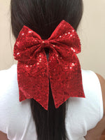 Cheerleading Bow - The Perfect Cheerleader Hair Bow! - Cheer and Dance On Demand