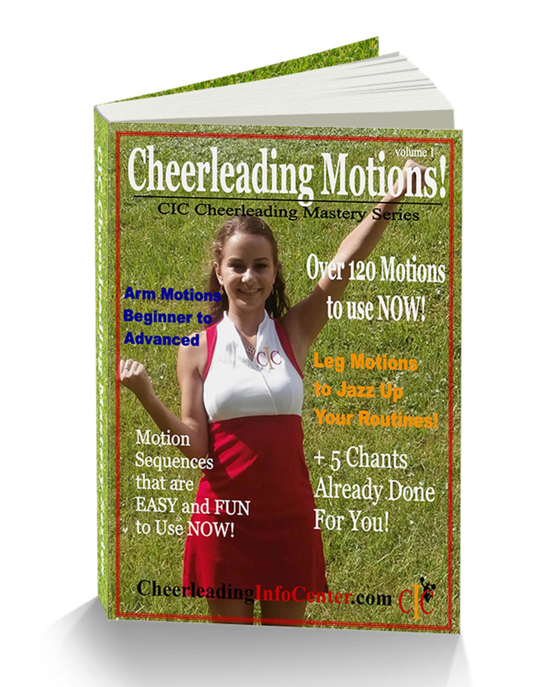Cheerleading Motions Ebook Program