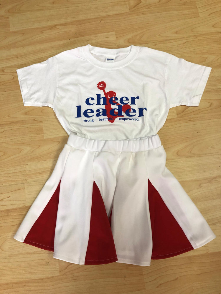 Cheerleading T-Shirt - Everyday Super Cute Cheerleading Shirts - Cheer and Dance On Demand