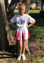 Cheerleading Uniform - Everyday Super Cute Cheerleading Uniform
