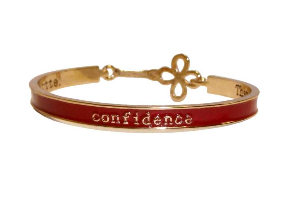 Confidence Bracelet Empowerment Bracelet - Cheer and Dance On Demand