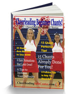 Cheerleading Beginning CHANTS Ebook, Volume 1 - CIC Cheerleading Mastery Series - Cheer and Dance On Demand