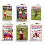 Learn to How to Cheer! - Cheerleading Mastery Series 6 Book Set