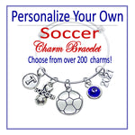 Create Your Own Soccer Charm Bracelet