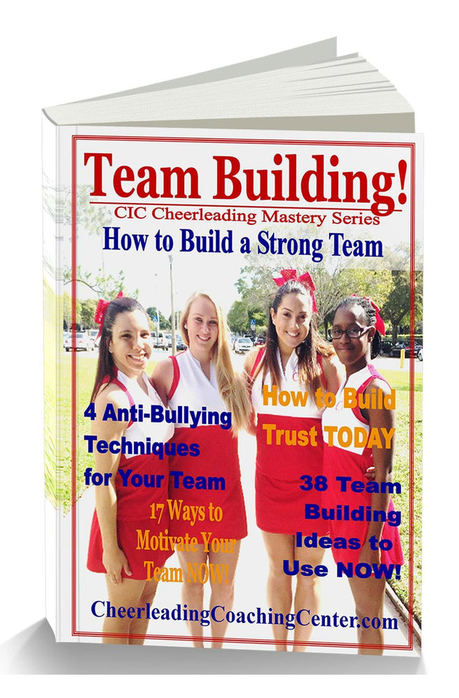 Cheerleading Team Building Ebook - How to Build a Strong Team