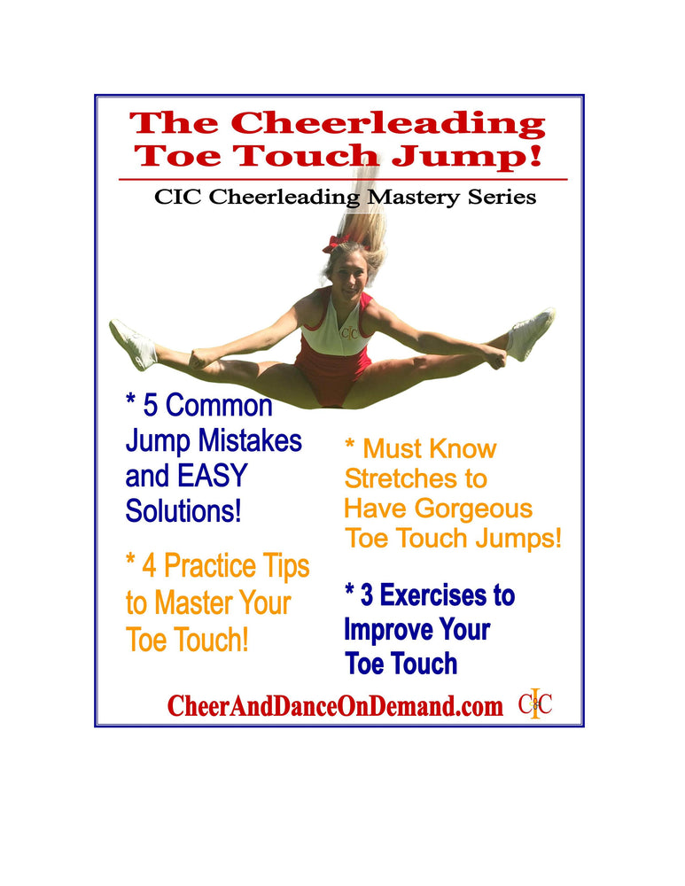 Cheerleading Cheer - The Panthers Are Here - General Cheer - Cheer and Dance On Demand