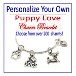 Create Your Own Puppy Love Charm Bracelet