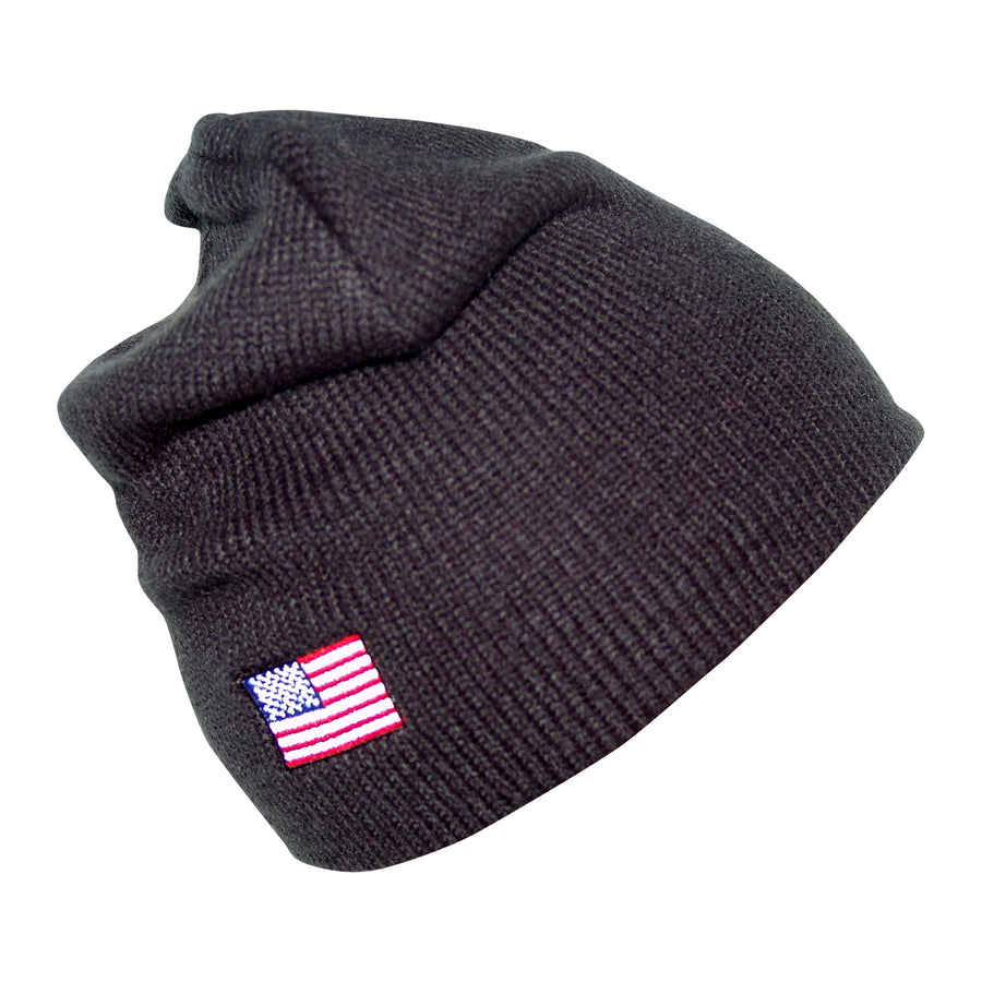 RJO - Robert J O'Neill Beanie Black Back
