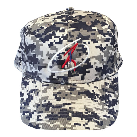 Navy Digital Camo Cap