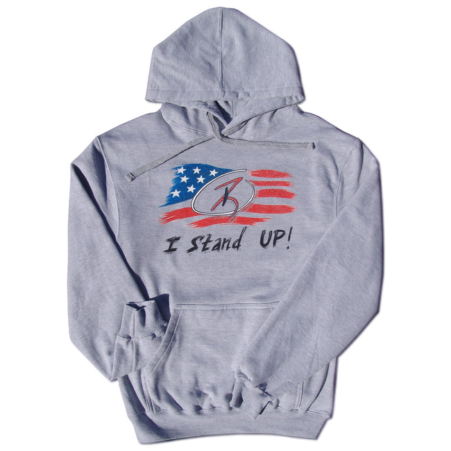 I Stand Up Unisex Hoodie