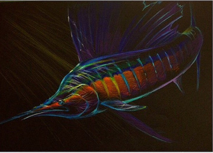 Moonlight Series - Sailfish