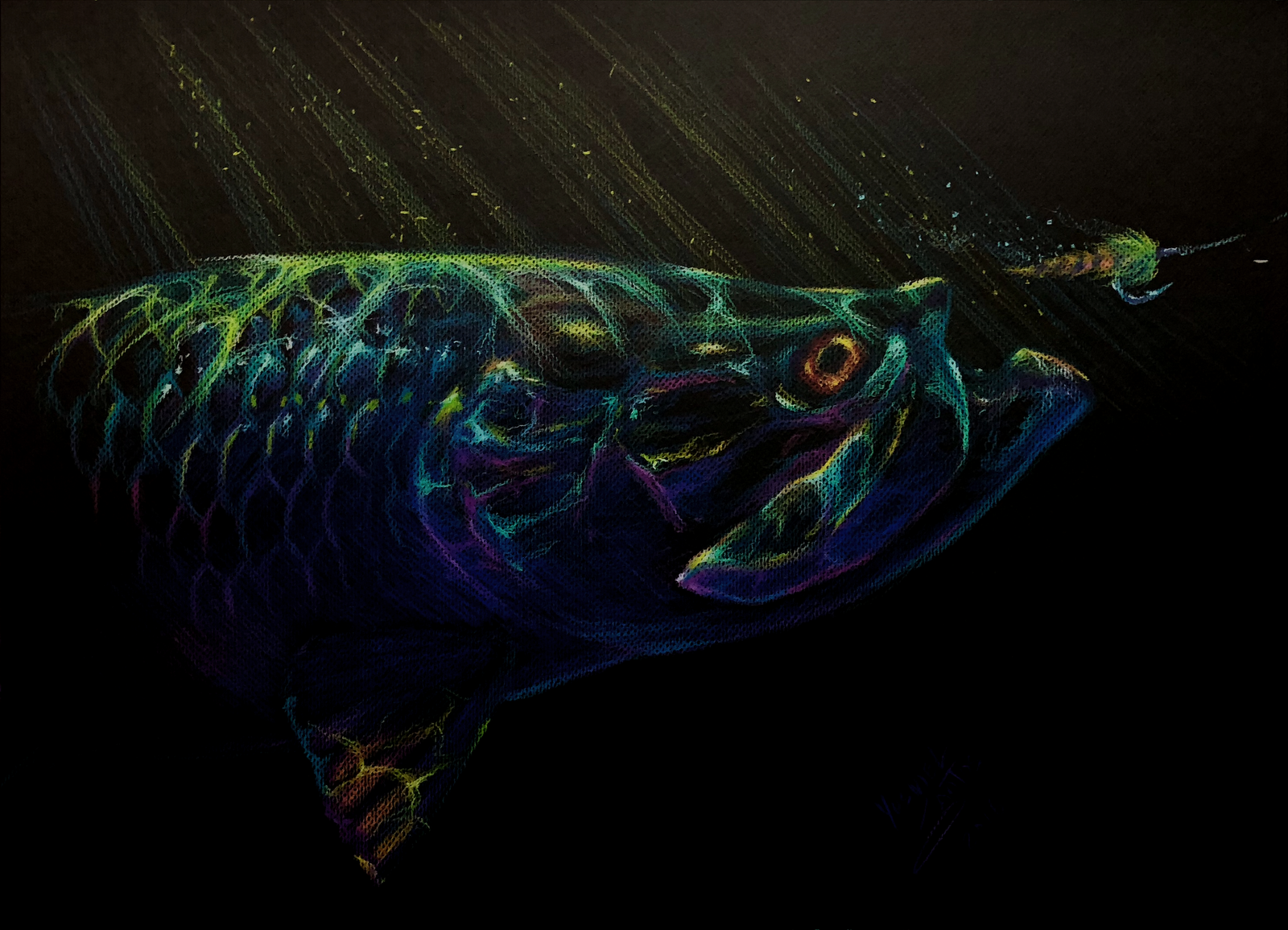 Moonlight Tarpon