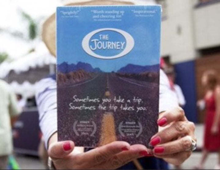 "Award Winning Feature Film ""The Journey"" Digital Download"