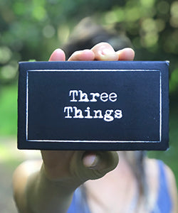 Three Things Game