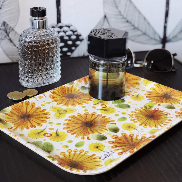 Wattle Rectangular Tray